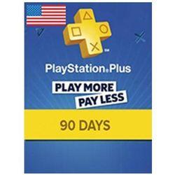 PlayStation Network Card (PSN) 90 Days (USA)