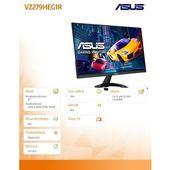 LCD Asus VZ279HEG1R