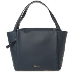 Calvin Klein Misha Torebka Niebieski UNI Przy zakupie powyżej 150 zł darmowa dostawa.