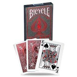 Karty Metalluxe czerwone