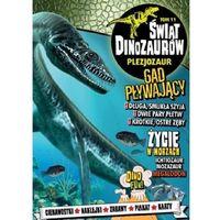 Książki dla dzieci, Świat Dinozaurów Tom 11 Plezjozaur (opr. miękka)