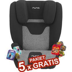Nuna AACE Charcoal >>> pakiet gratisów <<< wys 24H, serwis door to door, HOLOGRAM