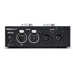 Focusrite RedNet AM2 przedwzmacniacz słuchawkowy z wyjściem liniowym, DANTE, zasilanie PoE Płacąc przelewem przesyłka gratis!