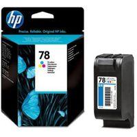 Akcesoria do faksów, HP tusz Color Nr 78, 78D, C6578D