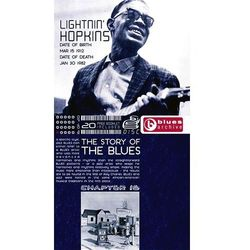 LIGHTNIN' HOPKINS - Blues Archive (2CD)