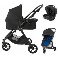 Pozostałe wózki, Baby Jogger City Mini GT2+gondola+fotelik (do wyboru)+GRATIS
