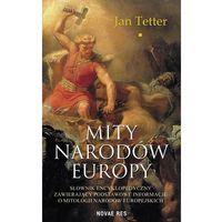 E-booki, Mity narodów Europy - Jan Tetter (MOBI)