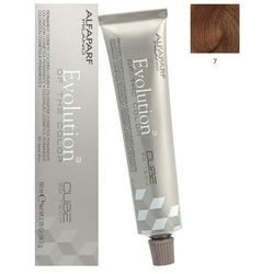 ALFAPARF Evolution of the Color - Cube 3D Farba do włosów 7 - Średni Naturalny Blond 60ml