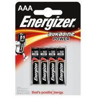 Akumulatorki, ENERGIZER Alkaline Power AAA E92/4