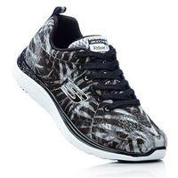 Damskie obuwie sportowe, Buty sportowe bonprix czarno-biały