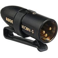 Akcesoria studyjne, Rode MiCon5 adapter do połączeń XLR, Phantom 48V