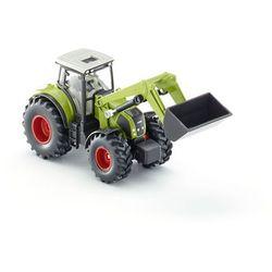 Siku Farmer 1979 Traktor Claas z przednią ładowarką metalowy 1:50