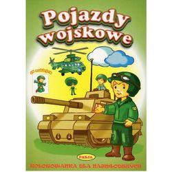 Pojazdy wojskowe PASJA (opr. broszurowa)
