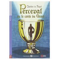 Książki do nauki języka, Perceval ou le Conte du Graal + CD (opr. miękka)