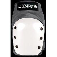 Ochraniacze na ciało, ochraniacz kolan DESTROYER - Rec Knee Grey/White (GRW) rozmiar: S
