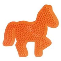 Kreatywne dla dzieci, Szablon do prasowanek - koń - SES Creative