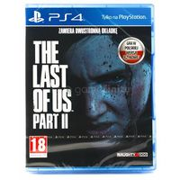 Gry PS4, The Last of Us Part II (PS4)