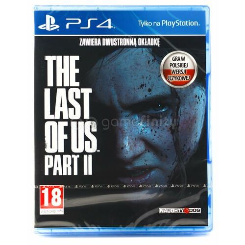 Gry na PS4, The Last of Us Part II (PS4)