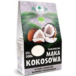 Mąka kokosowa ekologiczna 500g