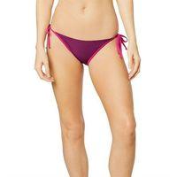 Stroje kąpielowe, strój kąpielowy FOX - Steadfast Swim Bottom Dark Purple (367) rozmiar: XS