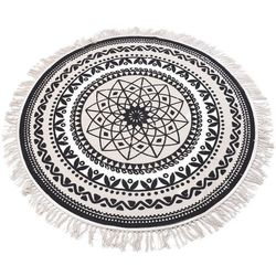 Okrągły dywan dekoracyjny Ø 120 cm