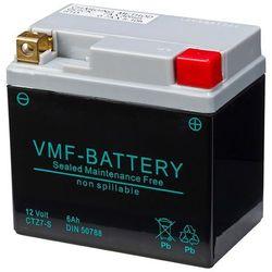 VMF Powersport Akumulator AGM 12 V, 6 Ah, FA YTZ7-S Darmowa wysyłka i zwroty