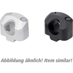 SW-MoTech Handlebar clamps 22 on 28 mm handlebar silver XRV 750 RD07 50180540071