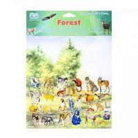 Naklejki, Naklejki Sticker Boo Forest - Starpak