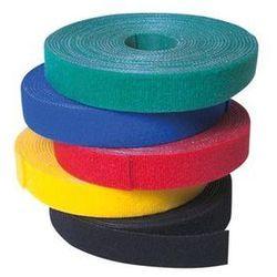 LogiLink - Cable Strap Velcro Tape 4m Black