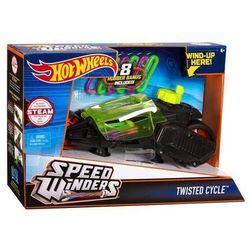 Hotwheels Speed Winders Twisted Cycle Motor - B