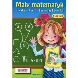 Mały matematyk. Zadania i łamigłówki (opr. broszurowa)