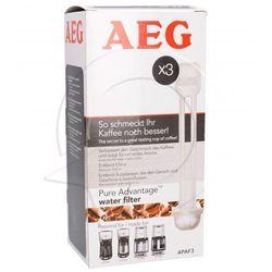 Filtr węglowy APAF3 do ekspresu do kawy - oryginał: 9001672881
