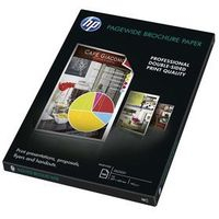 Papiery fotograficzne, HP PageWide Brochure Paper Glossy A3 100 sheets 16