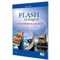 Książki do nauki języka, Flash on English for Transport & Logistics (opr. miękka)