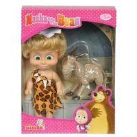 Lalki dla dzieci, SIMBA Masza i Niedźwiedź, z kozą