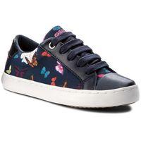 Buty sportowe dla dzieci, Trampki GEOX - J Gisli G. B J824NB 000AN C4243 M Navy/Multicolor