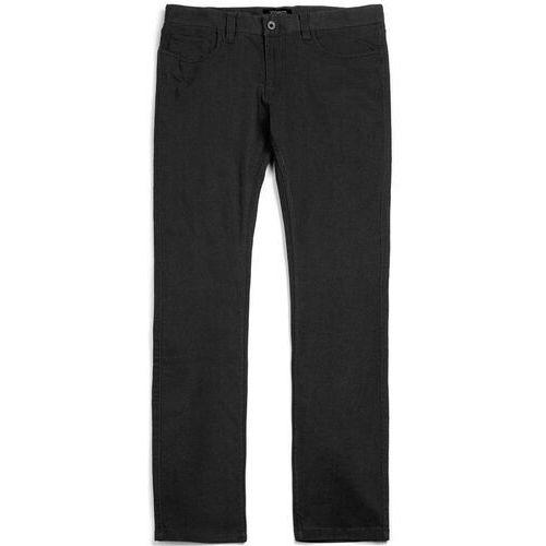 Spodnie męskie, spodnie BRIXTON - Reserve 5-Pckt Black (0100) rozmiar: 28
