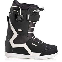 buty snowboardowe DEELUXE - ID 6.3 TF black/white (9400) rozmiar: 40.5
