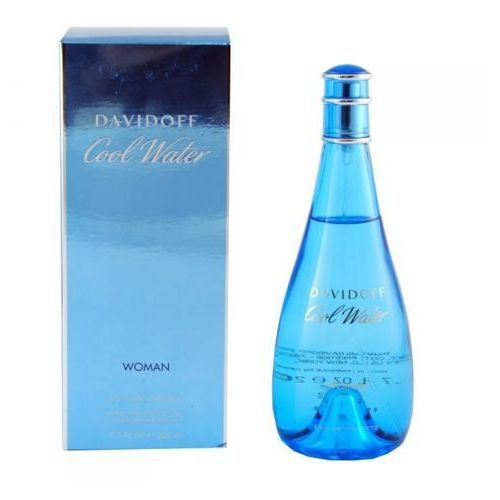 Wody toaletowe damskie, Davidoff Cool Water 200ml edt