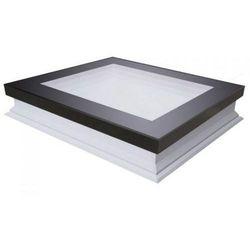 Okno do płaskiego dachu Fakro DXF DU6 Secure 120x120