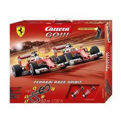 GO!!! Tor wyścigowy Wyścigowy Duch Ferrari