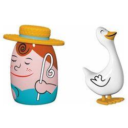 Porcelanowe figurki Giulietta & Loca