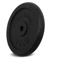 Obciążenie żeliwne Tytan Sport 25 kg
