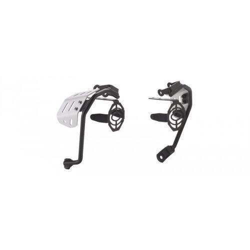 Pozostałe akcesoria do motocykli, KAPPA LP5112 OSŁONY ALUMINIOWE DODATKOWYCH REFLEKTORÓW BMW R1200GS ADVENTURE 2014