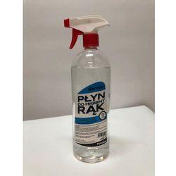 Płyn do higieny i dezynfekcji rąk 70% alkoholu z atomizerem 1 Litr
