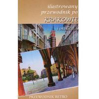 Przewodniki turystyczne, Ilustrowany przewodnik po Krakowie i okolicach z 1891 r. (opr. broszurowa)