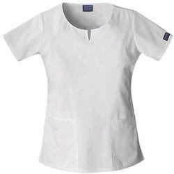 Cherokee bluza medyczna damska z okrągłym wycięciem