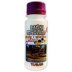 BAŃKI MYDLANE TUBAN 60 ml