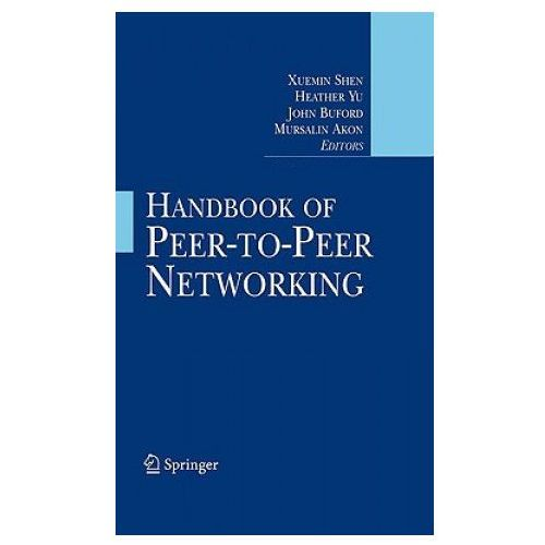 Książki do nauki języka, Handbook of Peer-to-Peer Networking