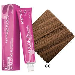 MATRIX SOCOLOR Beauty Farba do włosów 6C Miedziany ciemny blond 90 ml